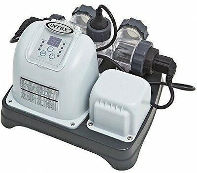 Pool Sanitizer System ECO 2 Stage Salt to Chlorine Above Ground Swimming Pools