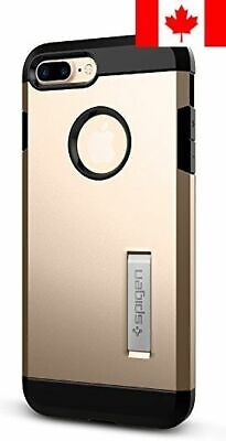Spigen Tough Armor iPhone 7 Plus Case - Champagne Gold
