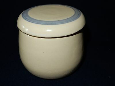 """Nice Stoneware Butter Bell French Butter Keeper 4"""""""