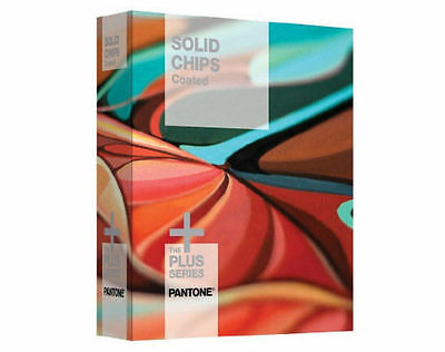 NEW Pantone Plus Series SOLID CHIPS GP1606 | 2015 Edition Coated Book Only USA