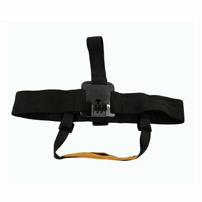 SHOOT Elastic Head Strap for Gopro Hero 5 4 3 SJ4000 Xiaoyi 4K with Chin Belt