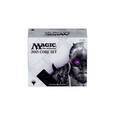 MTG: Magic 2015 Core Set FAT PACK, M15 Magic the Gathering, ENGLISCH, NEU & OVP