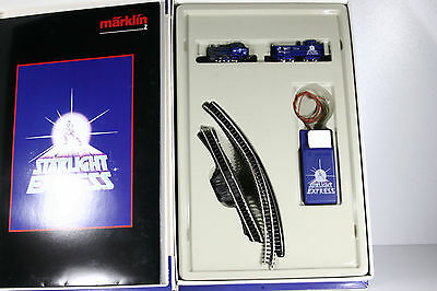 "Märklin Spur Z,  ""Starlight Express""   Starter-Set, TOP!, OVP"