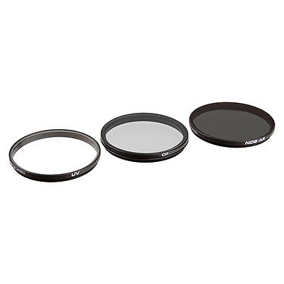 NEW Polar Pro DJI Zenmuse X5 Filter 3-Pack Aussie Seller Free Delivery