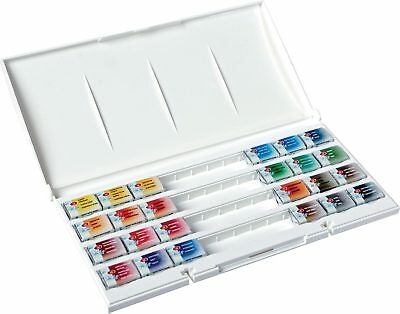 White Night Artists Watercolour Artists watercolours set 24 whole pans