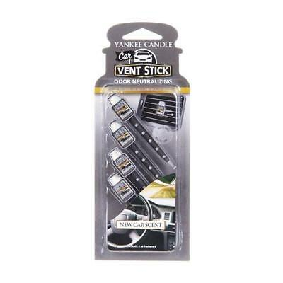 Yankee Candle Vent Stick Air Freshener - New Car Scent