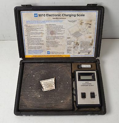 Tif 9010 Electronic Refrigerant Charging Scale HVAC Work Great!