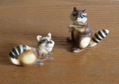 Raccoons (set of 2)