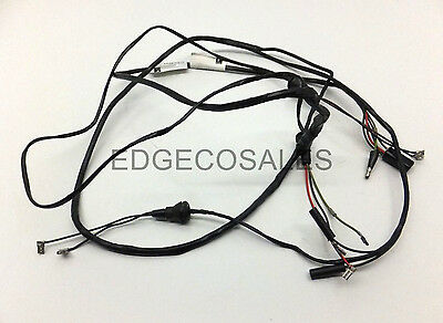 "New Holland ""TS Series"" Tractor Fender Worklight Wiring Harness/Loom - 82027124"