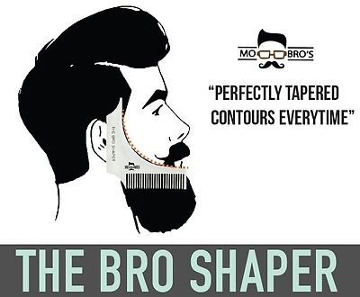 Beard Shaping Tool   The Easiest Way to Style and Shape that beard   Mo Bros