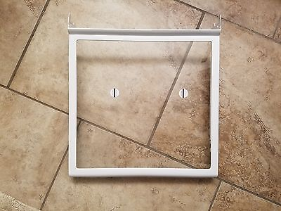 New Whirlpool/kenmore Refrigerator Glass Cantilever Shelf-2211581-Appliance Part