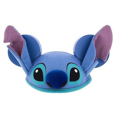 Stitch Ears Mickey Mouse Hat Cap Disney World Theme Parks NEW NWT