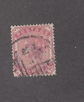 GB # 81 2d LILAC ROSE CAT VALUE $100 BUY NOW VERY CHEAP