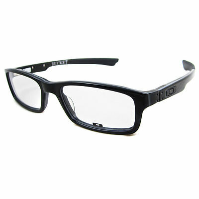 51d7a83290 Oakley Bucket Man s OX1060-0251Eyeglasses Frame  Polished Black Color 51mm  Size