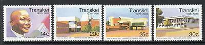 Transkei MNH 1986 The 10th Anniversary of Independence