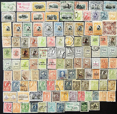 Early Stamps From Romania 1903 - 1922