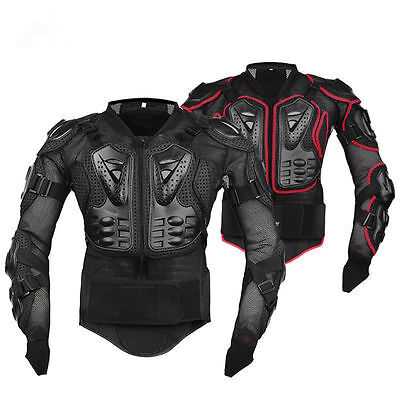 Body Armour Motorcycle Motorbike Scooter Motocross spine Protector Guard Bionic