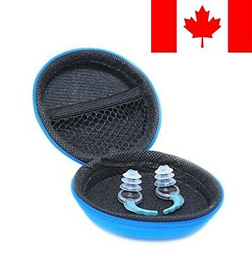 Lucco Silicone Surfing Swimming Ear Plugs