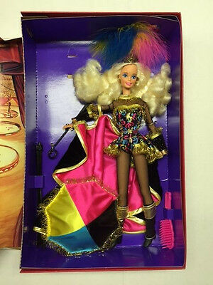 FAO Schwarz Circus Star Limited Edition Barbie NRFB Collector Doll Colorful