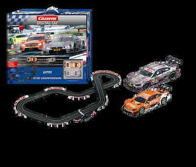 Carrera Digital 132 DTM Countdown Slot Car Set 30181