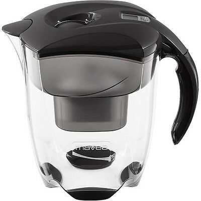 NEW MAVEA Elemaris XL Water Filtration Pitcher, 9 Cup Capacity FREE SHIPPING