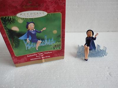 Hallmark Ornament Near Mint/Mint BEWITCHED Samantha Stephens