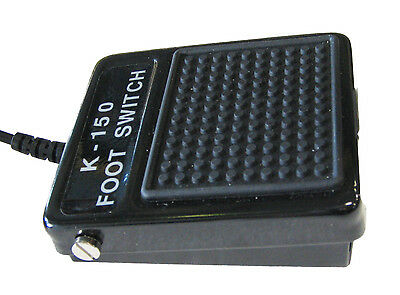 Sustain Pedal For Casio Keyboards. Solid Metal Construction K-150