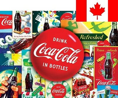 Buffalo Games Coca-Cola Pause and Refresh, 1000-Piece Jigsaw Puzzle