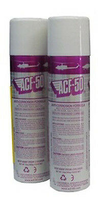Lear Chemical ACF-50 Anti-Corrosion Formula - 2 Pack -13 oz Aerosol Spray