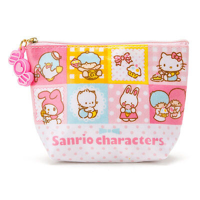 Sanrio Characters Pouch / Tissue Pouch Free Registered Shipping