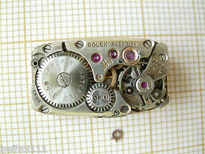 Mouvement montre Rolex  Mécanique watch vintage movment swiss 1864