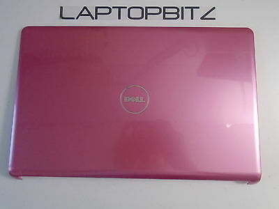 "Dell Inspiron 1564 Pink 15.6"" Screen lid back cover 69C4X"