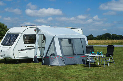 Westfield Outdoors by Quest Easy Air 350 Inflatable Caravan Porch Awning
