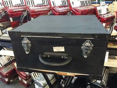 Hard Case For 72-Bass Accordion