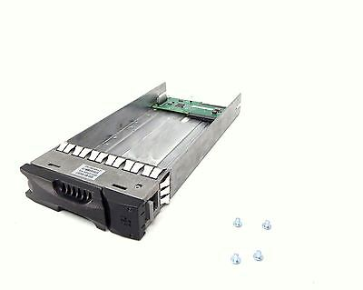 Dell Equallogic Caddy Tray 06DMV7  SATA - SAS board 0950479-03  4 screws