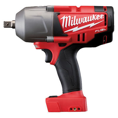 "Milwaukee M18 M18Chiwf12 18V Fuel 1/2"" Brushless Impact Wrench, 1X Battery"