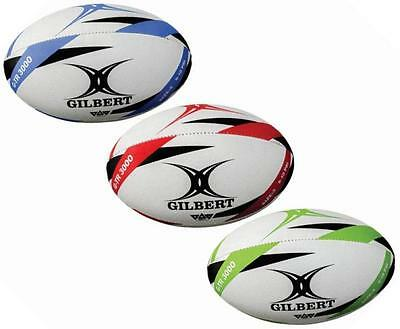 Gilbert G-TR3000 Training Rugby Ball Sizes 3 4 & 5