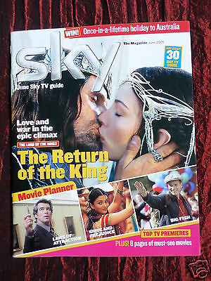 SKY MAGAZINE - The Complete Collection Of 179 Issues (1987 - 2001