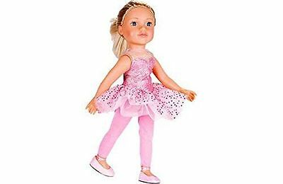Chad Valley Design-a-Friend Pink Ballerina Outfit.