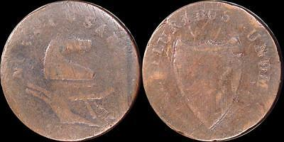 1787 Post Colonial New Jersey Cent