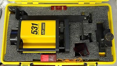 LCI 531 Automatic Interior Rotary Leveling Laser