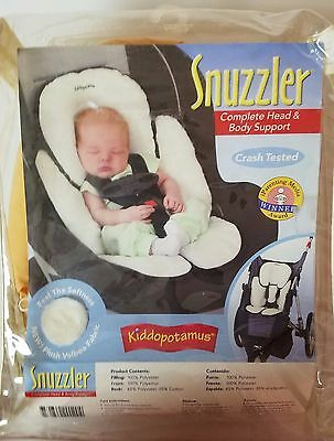 Kiddopotamus Snuzzler Complete Head Support (Missing the Body Support) NEW