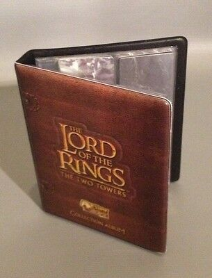 Lord Of The Rings The Two Towers Action Flipz Set & Collection Album