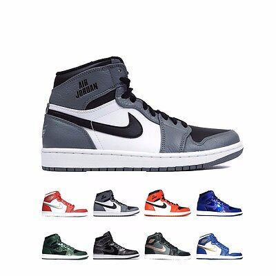 Nike Air Jordan 1 Retro High Basketball Shoes Men's