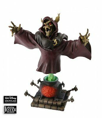 HORNED KING MINI BUST by GRAND JESTER  DISNEY LTD TO 1.000 PIECES NIB