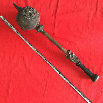antique    Chinese ancient weapon with help