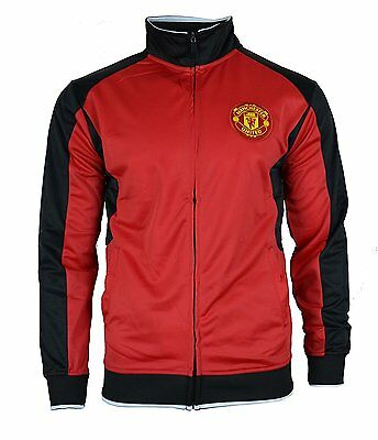 MANCHESTER UNITED Track Jacket 2016 ADULT, AUTHENTIC MERCHANDISE NEW