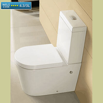Xera Back to Wall Toilet Suite
