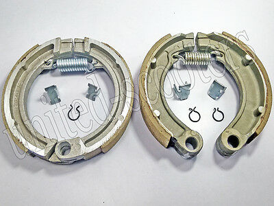 Vespa VBB VNB VBA Front & Rear Brake Shoe Pairs 8 Inches Scooter Brand New V2210