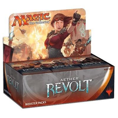 Magic The Gathering AETHER REVOLT Booster Box - Trading Card